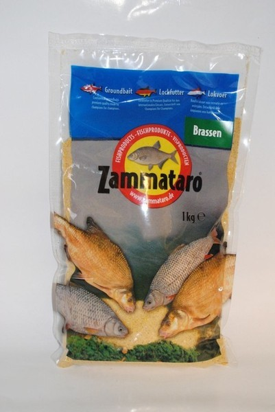 Futter Zammataro BLACK SULTAN Fertigfutter Angelfutter