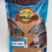 5 Kg Zammataro TURBO POWER BROWN CINNAMON Futter Fertigfutter Feederfutter